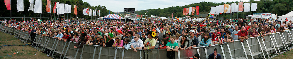Bestival crowd for John Martyn Photographs of the Isle of Wight by photographer Patrick Eden photography photograph canvas canvases