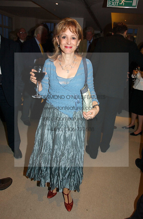 Yachtswoman CLARE FRANCIS at a party to celebrate the publication of Diana by Sarah Bradford held at 80 The Strand, London on 27th September 2006.<br /><br />NON EXCLUSIVE - WORLD RIGHTS