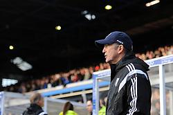 West Bromwich Albion Manager, Tony Pulis - Photo mandatory by-line: Dougie Allward/JMP - Mobile: 07966 386802 - 24/01/2015 - SPORT - Football - Birmingham - ST Andrew's Stadium - Birmingham City v West Bromwich Albion - FA Cup Forth Round