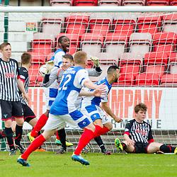 Dunfermline v Cowdenbeath   Scottish Championship play-off final 2nd leg   18 May 2014