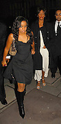 18.OCTOBER.2007. LONDON<br /> <br /> WHITNEY HOUSTON AND DAUGHTER BOBBI KRISTINA LEAVING HER HOTEL IN MAYFAIR TO GO AND PEFORM AT THE FASHION ROCKS PARTY HELD AT THE ROYAL ALBERT HALL. SHE THEN ARRIVED BACK AT HER HOTEL IN HER DRESS SHE PEFORMED IN.<br /> <br /> BYLINE: EDBIMAGEARCHIVE.CO.UK<br /> <br /> *THIS IMAGE IS STRICTLY FOR UK NEWSPAPERS AND MAGAZINES ONLY*<br /> *FOR WORLD WIDE SALES AND WEB USE PLEASE CONTACT EDBIMAGEARCHIVE - 0208 954 5968*