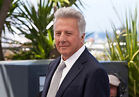 Actor Dustin Hoffman at the The Meyerowitz Stories film photo call at the 70th Cannes Film Festival Sunday 21st May 2017, Cannes, France. Photo credit: Doreen Kennedy