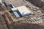 Frito Lay Plant Construction Aerial Photography 3/15