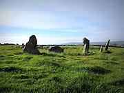 Bocan Stone Circle, Culdaff. co.Donegal, c.3000 b.c.  1500 b.c,