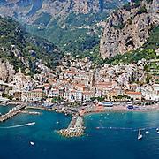 Italy, Campania