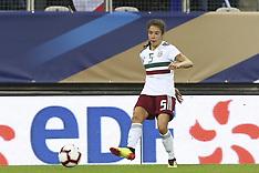 France v Mexico - 01 Sept 2018