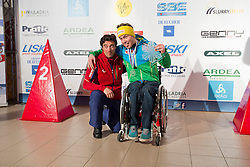 RABL Roman, 2015 IPCAS Europa Cup, Sella Nevea, Tarvisio, Italy
