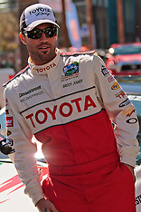 Actor Brody Jenner at the 2012 Toyota Celebrity/PRO Race.