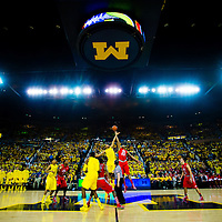 University of Michigan Basketball | 1 Day 1 Game