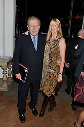 SIR DAVID & LADY CARINA FROST at the Quintessentially Awards at Number One Marylebone, London on 28th September 2011.