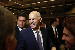 Outgoing Prime minister George Papandreou .Photo By imago/i-Images