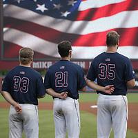 180603 Samford vs Mississippi State Baseball