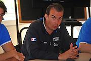 DESCRIZIONE : Firenze Raduno Collegiale Nazionale Italiana Maschile Conferenza Stampa<br /> GIOCATORE :   Simone Pianigiani <br /> SQUADRA : Nazionale Italia Uomini <br /> EVENTO : Raduno Collegiale Nazionale Italiana Maschile <br /> GARA : Allenamento<br /> DATA : 14/07/2010 <br /> CATEGORIA : Conferenza Stampa Ritratto<br /> SPORT : Pallacanestro <br /> AUTORE : Agenzia Ciamillo-Castoria/M.Gregolin<br /> Galleria : Fip Nazionali 2010 <br /> Fotonotizia : Firenze Raduno Collegiale Nazionale Italiana Maschile Conferenza Stampa<br /> Predefinita :
