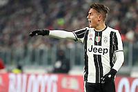 can - 08.01.2017 - Torino - Serie A 2016/17 - 19a giornata  -  Juventus-Bologna nella  foto: Paulo Dybala