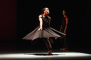 Kristina Alleyne performs Kaash by Akram Khan Company at Sadlers Wells.