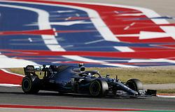 November 2, 2019, Austin, United States of America: Motorsports: FIA Formula One World Championship 2019, Grand Prix of United States, .#77 Valtteri Bottas (FIN, Mercedes AMG Petronas Motorsport) (Credit Image: © Hoch Zwei via ZUMA Wire)