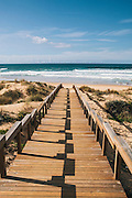 Monte Clerigio beach, Western Algarve