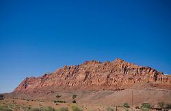 Arizona landscape.