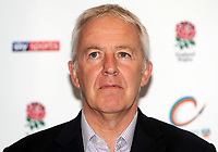 Rugby Union - 2017 / 2018 (RFU) Greene King IPA Championship - New Season Launch Photocall<br /> <br /> Nigel Melville - RFU's Director of Professional Rugby talks at the launch at Twickenham.<br /> <br /> COLORSPORT/ANDREW COWIE