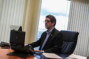 Belo Horizonte_MG, Brasil.<br /> <br /> Benjamim Baptista Filho, presidente da ArcelorMittal.<br /> <br /> Benjamim Baptista Filho, president of ArcelorMittal.<br /> <br /> Foto: LEO DRUMOND / NITRO