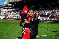 Alexandre MENINI - 05.04.2015 - Toulon / Londres Wasps - 1/4Finale European Champions Cup<br />Photo : Dave Winter / Icon Sport