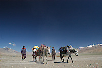 "Ladakh translates into The Land of High Mountain Passes.  There is a Ladakhi proverb that reads, ""The land is so barren and the passes so high that only the best friends or fiercest enemies would want to visit us.""  I was to become a friend of Ladakh."