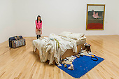 Tate Britain Emin Bed