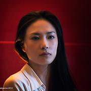 "Xin WANG - tournage scène libre ""L'art de la guerre"" de François YANG - emergence 2012"