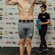 Josh Herdman weighing in at rise of champions 2
