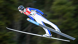 19.12.2014, Nordische Arena, Ramsau, AUT, FIS Nordische Kombination Weltcup, Skisprung, PCR, im Bild Magnus Moan (NOR) // during Ski Jumping of FIS Nordic Combined World Cup, at the Nordic Arena in Ramsau, Austria on 2014/12/19. EXPA Pictures © 2014, EXPA/ JFK