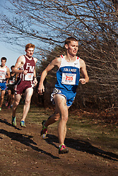 New England High School XC Championship, Colin Suater, Tolland