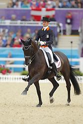 Gal, Edward, Undercover<br /> London - Olympische Spiele 2012<br /> <br /> Grand Prix Special, Teamwertung<br /> © www.sportfotos-lafrentz.de/Stefan Lafrentz