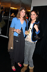Left to right PRINCESS FLORENCE VON PREUSSEN and VIOLET VON WESTENHOLTZ  at a party to celebrate The World of Alber Elbaz for Lanvin at Harvey Nichols, Knightsbridge, London on 1st February 2006.<br />