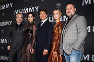The Mummy Movie Red Carpet