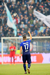 "Foto Filippo Rubin<br /> 06/01/2018 Ferrara (Italia)<br /> Sport Calcio<br /> Spal - Lazio - Campionato di calcio Serie A 2017/2018 - Stadio ""Paolo Mazza""<br /> Nella foto: CIRO IMMOBILE (LAZIO)<br /> <br /> Photo by Filippo Rubin<br /> January 06, 2018 Ferrara (Italy)<br /> Sport Soccer<br /> Spal vs Lazio - Italian Football Championship League A 2017/2018 - ""Paolo Mazza"" Stadium <br /> In the pic: CIRO IMMOBILE (LAZIO)"
