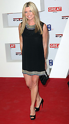 Tina Hobley at the UK's Creative Industries Reception held at the Royal Academy of Arts in London, Monday, 30th July 2012.  Photo by: Stephen Lock / i-Images