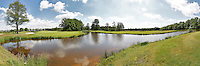 ESBEEK - PANORAMA Hole 18. Midden-Brabant Golfbaan. COPYRIGHT KOEN SUYK