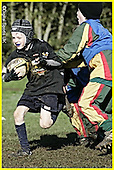 London Wasps CoachClass at Beaconsfield RFC. 29-10-08.U9s