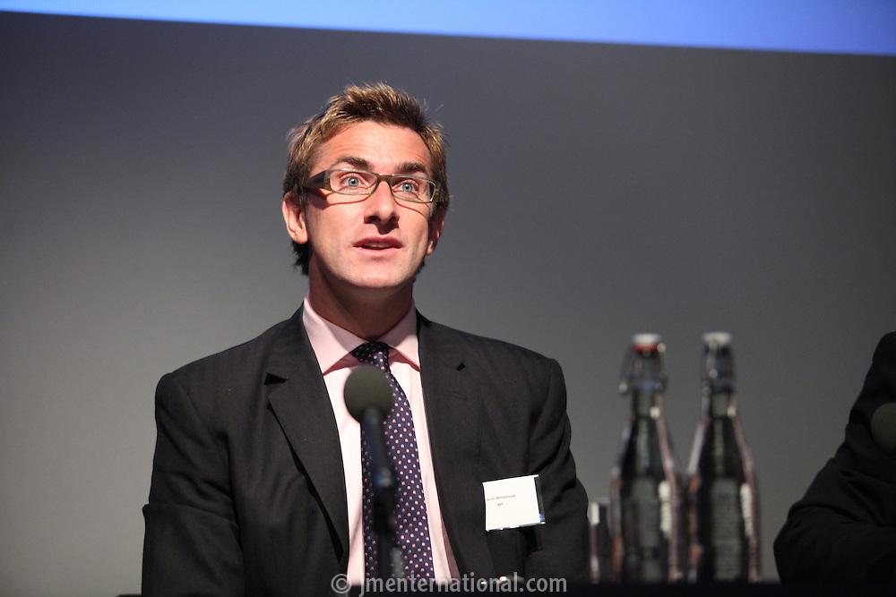 Kiaron Whitehead, BPI General Counsel