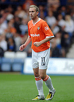 Fotball<br /> Foto: Colorsport/Digitalsport<br /> NORWAY ONLY<br /> <br /> Andy Burgess (Luton)  <br /> <br /> Luton Town v Manchester United X1 28/07/2009