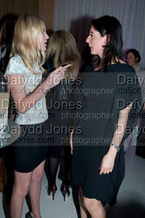 KATE BOSWORTH; MARY MCCARTNEY, Told, The Art of Story by Simon Aboud. Published by Booth-Clibborn editions. Book launch party, <br /> St Martins Lane Hotel, 45 St Martins Lane, London WC2. 8 June 2009