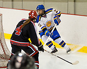 John Abbott College Womens Hockey vs Edouard-Montpetit