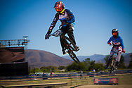 #943 (CISAR Steven) USA at the 2013 UCI BMX Supercross World Cup in Chula Vista