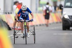 OTERO Cristina Liliana, T2, ARG, Cycling, Road Race à Rio 2016 Paralympic Games, Brazil