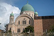 Italy, Florence, The Great Synagogue