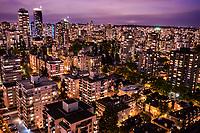 Vancouver's Vastness @ Twilight