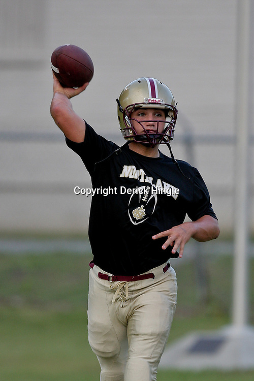 17 September 2009: During a high school football game between Newman and North Lake Christian in Covington, Louisiana.