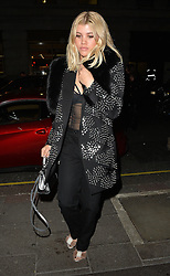 Sofia Richie at the Tramp nightclub in London, UK. UK. 21/01/2017<br />BYLINE MUST READ : GOTCHAIMAGES.COM<br /><br />Copyright by © Gotcha Images Ltd. All rights reserved.<br />Usage of this image is conditional upon the acceptance <br />of Gotcha Images Ltd, terms and conditions available at<br />www.gotchaimages.com