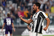 Juventus v Fiorentina - Serie A - 20/08/2016