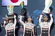 March 12-15, 2019: 1000 Miles of Sebring, World Endurance Championship. 7 Toyota Racing, Toyota TS050 Hybrid, Mike Conway, Kamui Kobayashi, Jose Maria Lopez